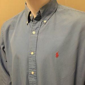 Polo Ralph Lauren Blake L men's button down shirt